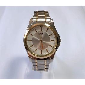 a922e283439 Relógio Q Q - Quartz - - Relógios De Pulso no Mercado Livre Brasil