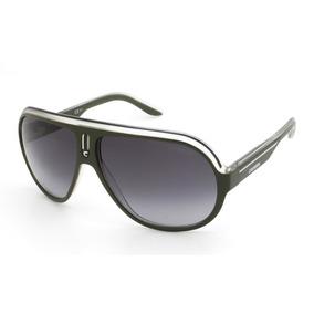 c92842f9ed Óculos De Sol Carrera Speedway Preto Com Faixa Laranja - Óculos no ...