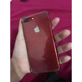 iPhone 7 Plus 256gb Red Edition Semi Novo