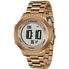 7a4af2202dc Relogio Lince Feminino Rose - Relógios no Mercado Livre Brasil