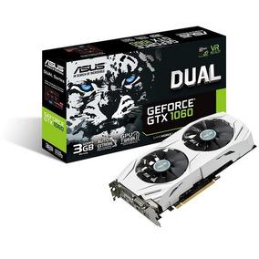 Gtx 1060 3gb Asus Nvidia Geforce Dual Fan Garantia