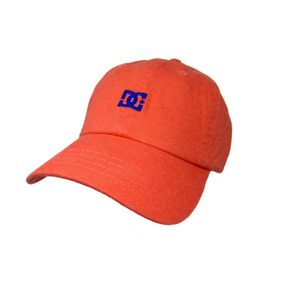 Gorra Cap Dc Shoes Uncle Fred Adyha03546 Mke0 Coral