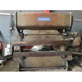 Dobladora Mecanica Niagara De 65 Ton X 8 Pies