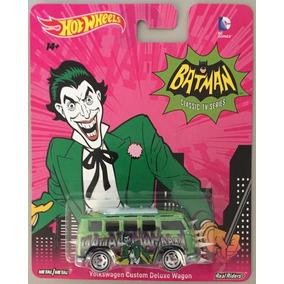 Vw Deluxe Wagon Joker - Hot Wheels Pop Culture 1/64