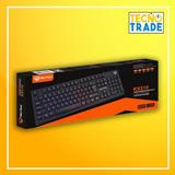 Teclado Gamer Meetion K9300 Gamer Backlit Retroiluminado