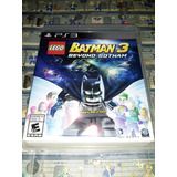 Lego Batman 3 Beyond Gotham Ps3. Venta O Cambio.