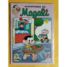 Revista Almanaque Da Magali N°59