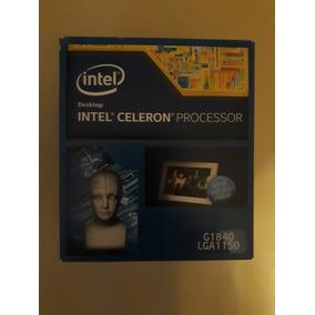 Procesador Intel Celeron G1840