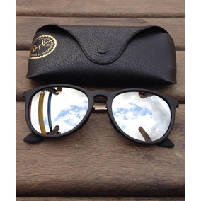 Ray Ban Erika Espelhado De Sol - Óculos no Mercado Livre Brasil a5bc67458d