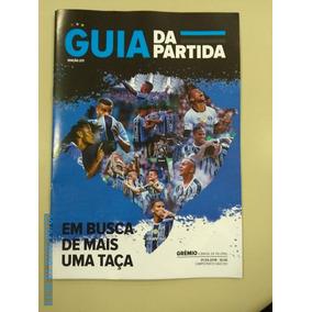 Guia Da Partida 217 - Grêmio X Brasil De Pelotas - 2018