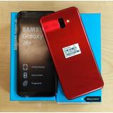 Samsung J6 Plus 32gb Y 3gb Ram Sim