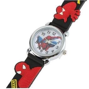 598df543d5e Relogio Infantil Masculino De Prata - Relógios no Mercado Livre Brasil