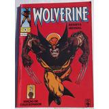 Wolverine Nº 1: Edição De Colecionador - Abril Jovem - 1992