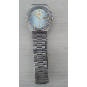 08e90617d20 Relogio Orient Automatico Antigo - Relógios no Mercado Livre Brasil