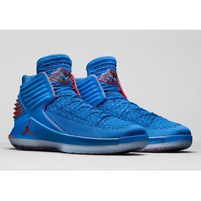 Nike Air Jordan 32 Russ Hombre Bota Basquet Mayma Sneakers