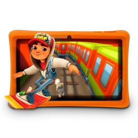 Tablet Android 7 Pulgadas Para Niños 8gb Necnon M002g-2 Nara