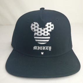 Neff X Disney Mickey Mouse Gorra Ajustable Patriota Talla S