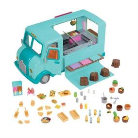 Woodzeez Camion De Alimentos