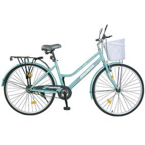 Bicicleta De Paseo Para Dama Rod. 26