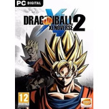 Dragon Ball Xenoverse 2 Juego Para Pc Digital