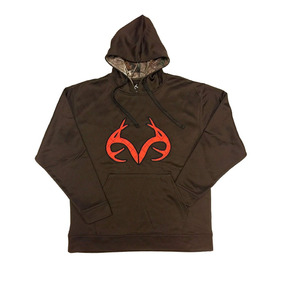 Realtree Sudadera Camuflage Cacería Pesca Outdoors Horns