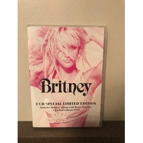 Britney Spears: Britney Limited Edition (raríssimo)