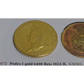 Lote De 3 Moeda Da Coroação, 960 1916- Dobrão De Ouro
