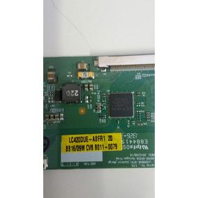 Placa T-con Tv Lg 42n5700 E 5400 E La6130