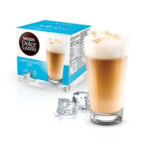 Cápsulas Nescafé Dolce Gusto Cappuccino Ice Oficial