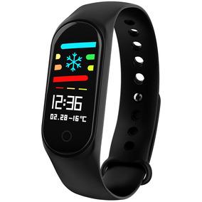 Pulsera Bluetooth Vibra Para Avisar Otras Marcas Series - Reloj de ... 420a65fad1ce