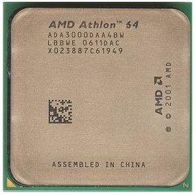 Processador Amd Athlon 64 3000 Socket 939 Cpu Ada3000daa4bw