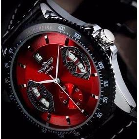 6b6354223dc Relogios Masculino Chavoso - Relógio Winner Masculino no Mercado ...