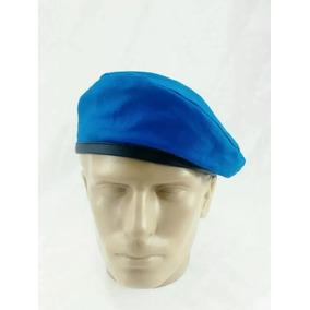 Boina Militar Azul Royal - Acessórios da Moda no Mercado Livre Brasil 54c0c8cc480