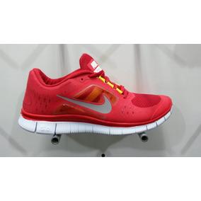 Free Mercado Zapatos Nike Run De 2015 0 Hombre 3 En Rojo n8OwP0Xk