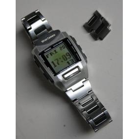 9e4bb9cf2d6 Antigo Relógio Casio Wqv-1 1° C  Camera Fabricado No Mundo. R  280