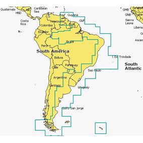 Carta Náutica Mapas Do Litoral Br Mapa No Microsd + Adapt Sd