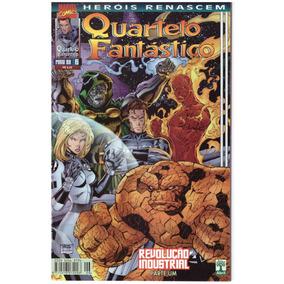 Quarteto Fantástico Heróis Renascem / Ed Abril