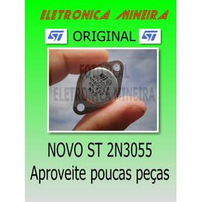 Transistor De Potência 2n3055 * 15a * 100v * 115 W * Npn