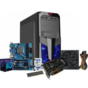 Pc Gamer Intel Core I3 8100 Ddr4 8gb Hd 1tb Gtx 1050 Oc 2gb
