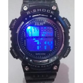 c7add069692 Relogio Militar Exercito Americano Sport - Relógios De Pulso no ...