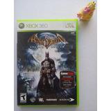 Batman Arkham Asylum Xbox 360 Garantizado