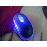 Mouse Con Cable Otg Semi Nuevo