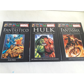 Lote De 4 Volumes Salvat E1 Homem Aranha 99 Problemas