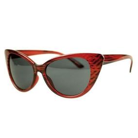 Oculos Vintage Lente Vermelha De Sol - Óculos no Mercado Livre Brasil be1143862e