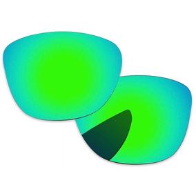 Oculos Lente Verde Espelhado De Sol Oakley Frogskins - Óculos no ... dfc4b75db509e