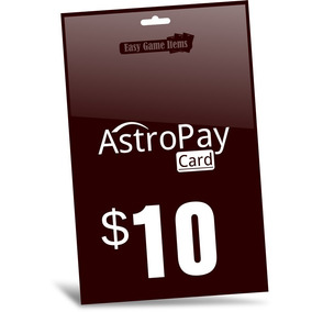 Astropay Card Usd Dolar