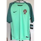 077e70067ca42 Camisa Portugal 2016 Verde no Mercado Livre Brasil