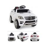 Vehículo A Batería Para Niños Mercedes Benz Bc 815
