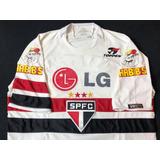 Camisa São Paulo Libertadores 2005 #10 Tam M (70x55)