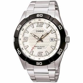 aab2bd52941 Relogio Casio 5058 Mtp 1292 - Relógios De Pulso no Mercado Livre Brasil